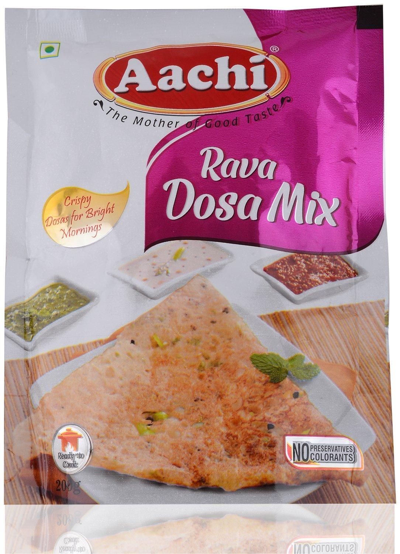 Aachi Rice Dosa Mix 200 Gm Buy 1 Get 1 Free