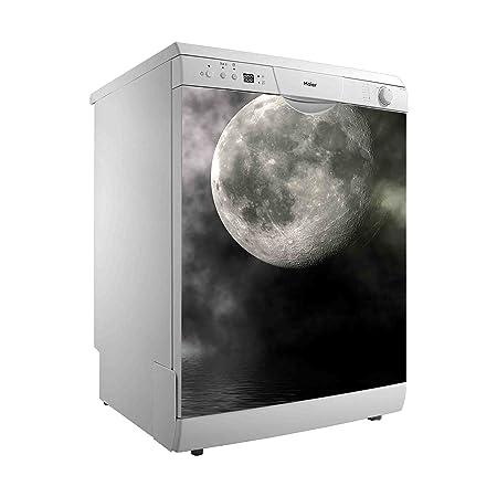 Vinilo para Lavavajillas Luna | Varias Medidas 50 x 48 cm ...