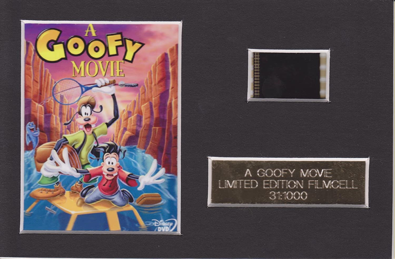 A Goofy Movie Limited Edition Film Cell m