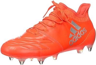 adidas X 16.1 SG Leather, Scarpe da Calcio Uomo