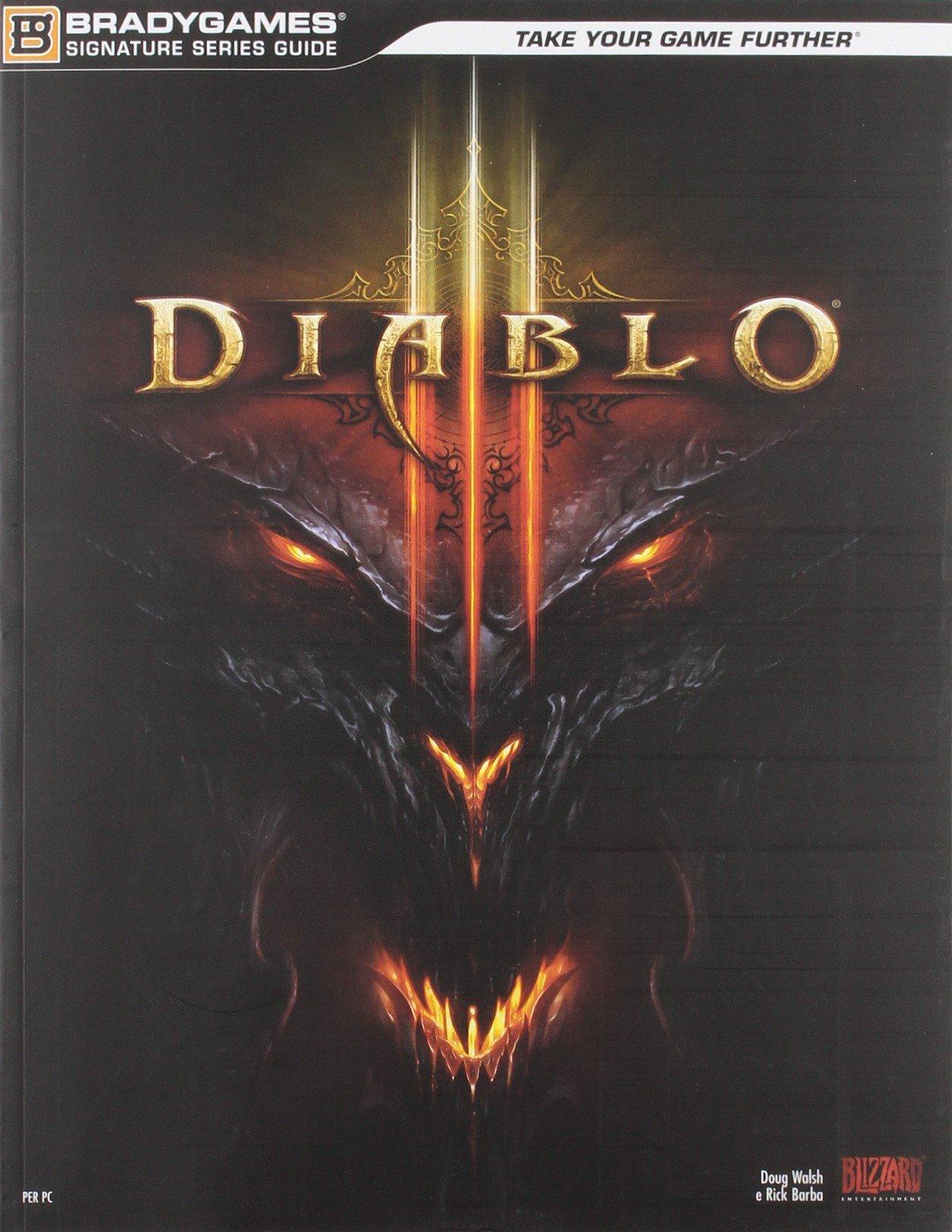 Diablo III: Guida Strategica Ufficiale Copertina flessibile – 15 mag 2012 aa.vv. Multiplayer Edizioni 3869930608