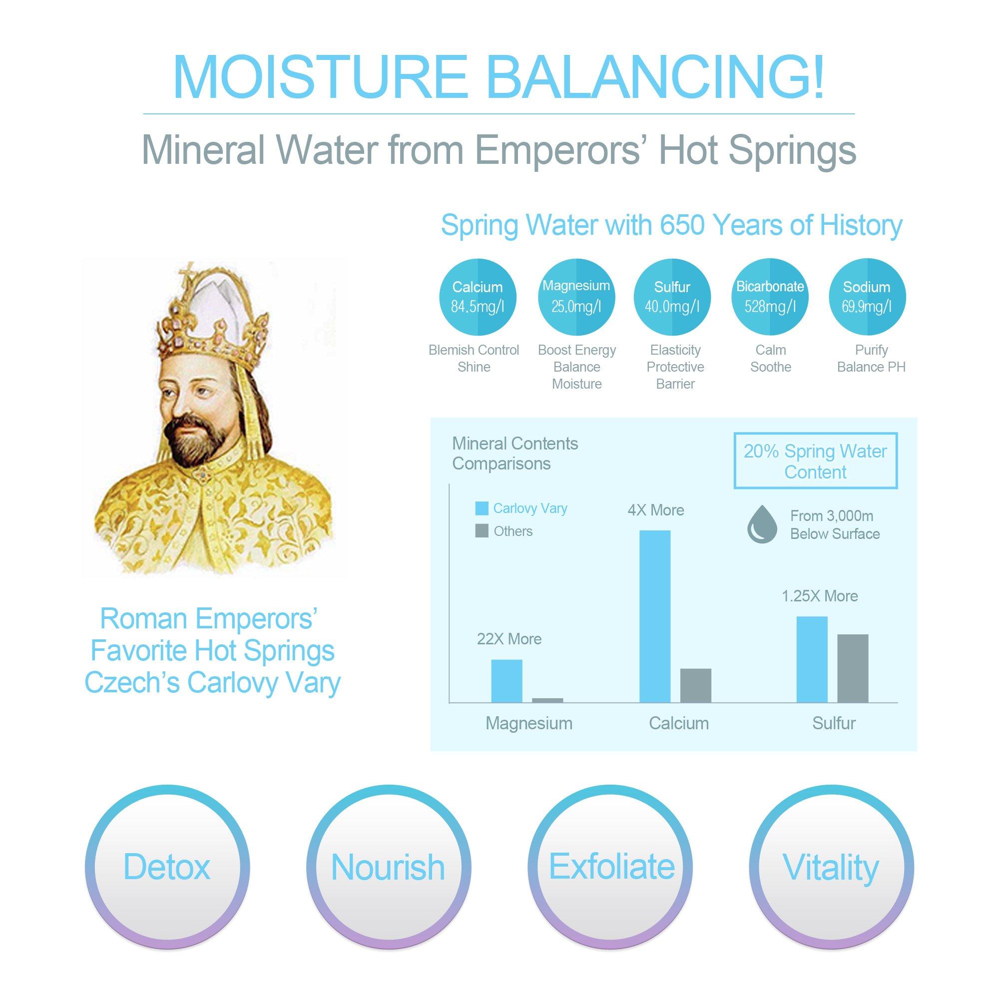 Ariul Aqua Blast Hydrating Cream 1.69 fl. oz. Natural Moisturizing Cream to Balance Skin Temperature, Sodium Hyaluronate, Betaine, Niacinamide, Adenosine, Calm & Soothe