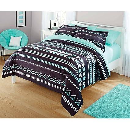 Your Zone Tribal Bedding Comforter Set   FULL/QUEEN