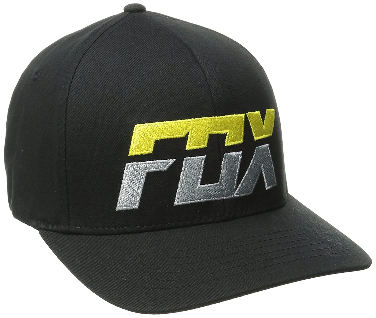 Gorra Fox Racing: Stack Flexfit Hat BK S/M: Amazon.es: Ropa y ...