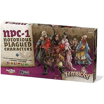 CMON Zombicide BP: N.P.C. 1: Toys & Games