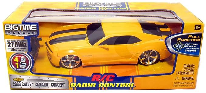 Amazon Chevy Camaro Concept Toys Games