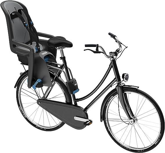 Thule RideAlong, Tradicional, seguro y fácil de utilizar, asiento infantil reclinable para bicicleta, para llevar al siguiente nivel los desplazamientos diarios: Amazon.es: Deportes y aire libre