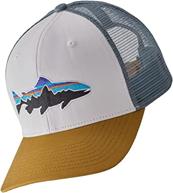 4703cff29046b Patagonia Fitz Roy Trout Trucker Cap  Amazon.co.uk  Clothing