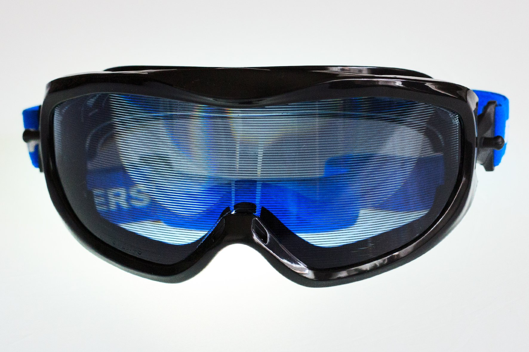 Drunk Busters Low Level Night BAC Goggles (.06-.08) BAC -(blue strap) by Drunk Busters of America