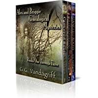 Alex and Briggie Genealogical Mysteries - Books One Through Three
