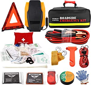 Best Car Emergency Kit  Reviewed In 2020 – Top 5 Picks! 1