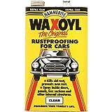 Hammerite 5092941 Waxoyl Clear Refill Can 5Ltr