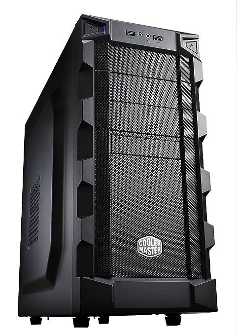45 opinioni per CoolerMaster K280 Case Midi, Nero