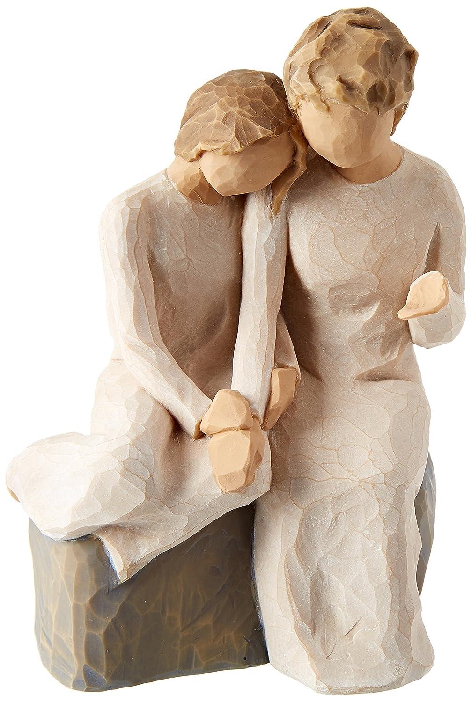 ウィローツリー彫像 [With my Grandmother] おばあちゃんと 26244 B004VM410I