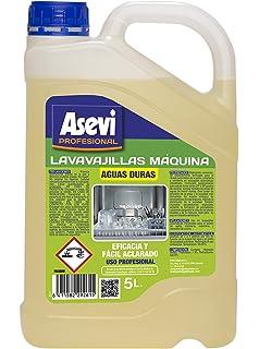 Abrillantador de Lavavajillas Máquina Industrial Plus 5 litros ...