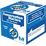 Never Have I Ever Family Edition - Great Questions to Start Unforgettable Conversations