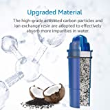 AQUACREST CRF-950Z Pitcher Water Filter, Compatible with Pur Pitchers and Dispensers PPT700W, CR-1100C, DS-1800Z and More