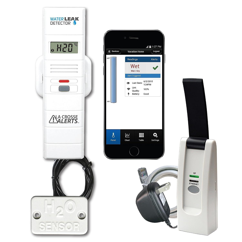 La Crosse Technology 926 25105 WGB Wireless Monitor System Set w Leak Detector Probe