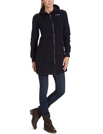 BERGANS MYRULL damen Mantel aus Schurwolle Jacke Wolle Gr.XL