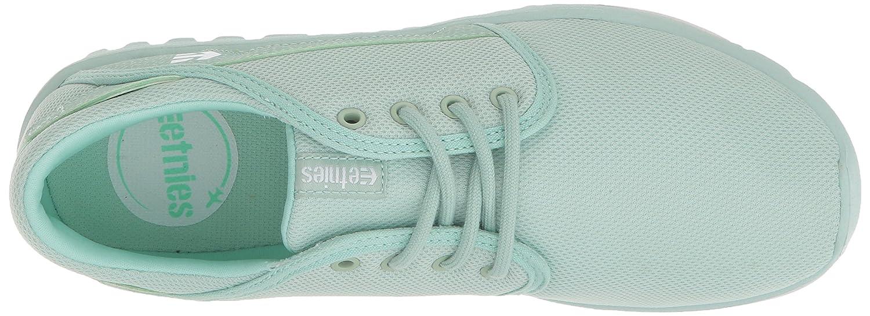 Etnies Women's Scout W's Skate Shoe B076CM9P13 7 B(M) US|Aqua