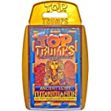 Top Trumps - Ancient Egypt Card Game