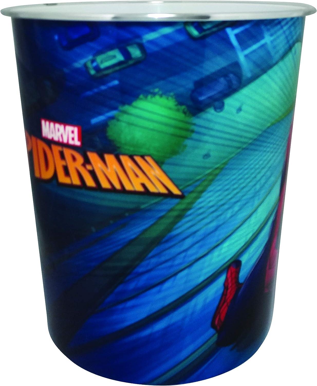 Mehrfarbig Star Licensing 59484 Korb Spiderman 23.5x23.5x24 cm