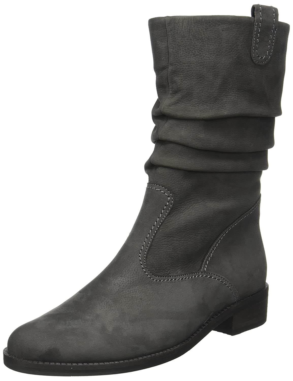 Gabor Shoes Comfort Sport, Botas para Mujer Gris (30 Anthrazit Micro)