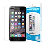 iPhone 7/8 Screen Protector [2-Pack] Premium Tempered Glass Screen Protector with Easy App Install Kit for Apple iPhone7 by Power Theory