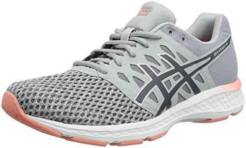 Asics Women's Gel-Exalt 4 Running Shoes, Grey (Mid Grey/Carbon/