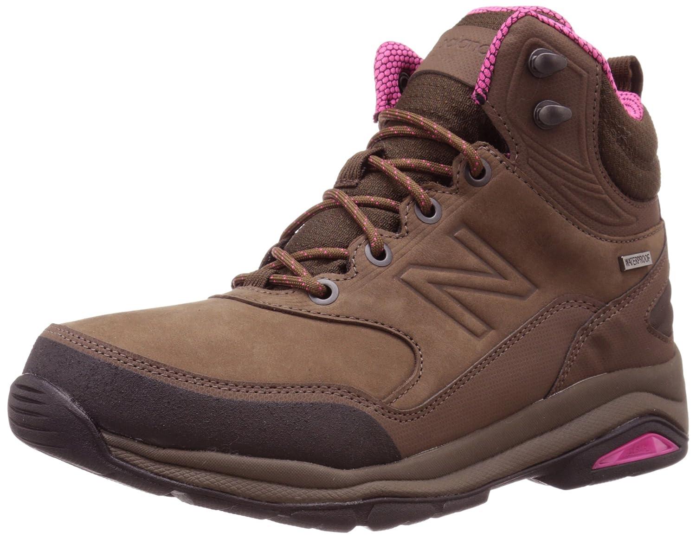 New Balance Women's WW1400v1 Walking Shoe B00V3NER7U 7 B(M) US|Brown