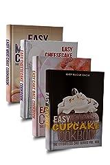 Easy Cake Cookbook Box Set: Easy Cupcake Cookbook, Easy Mug Cake Cookbook, Easy Cake Ball Cookbook, Easy Cheesecake Cookbook (Cake Recipes, Cake Cookbook, ... Mug Cake Cookbook, Mug Cake Recipes 1) Kindle Edition