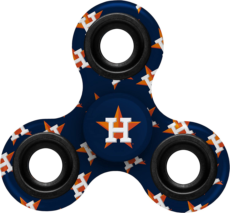 MLB Houston Astros Three-Way Diztracto Spinnerz