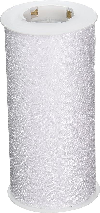 White Tulle Roll 5 cm x 50 MT