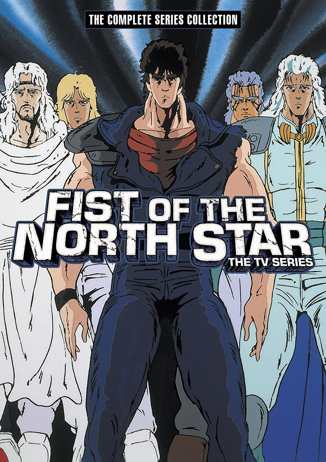 DVD : Fist Of The North Star: Complete TV Series - Fist Of The North Star: Complete Tv Series (21PC)