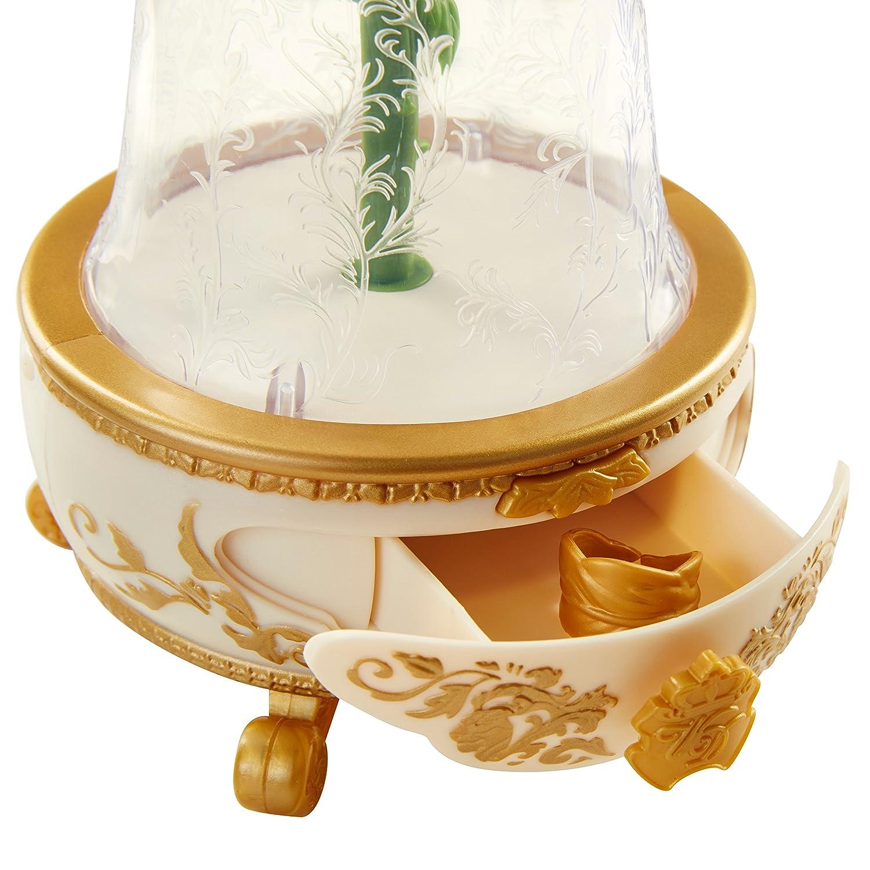 Disney Beauty /& The Beast Live Action Enchanted Rose Jewelry Box Toy Jakks 32722