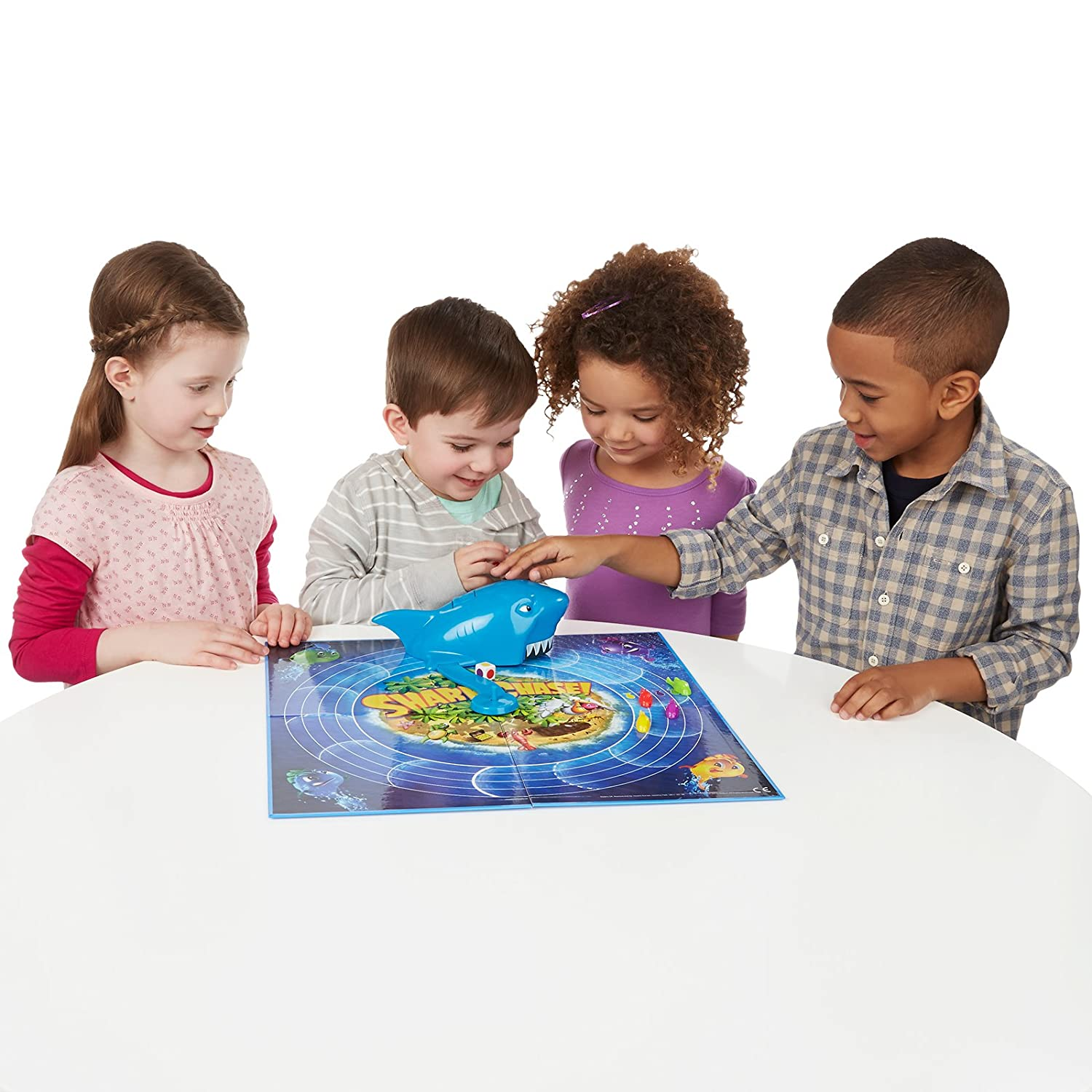 Elefun and Friends Shark Chase Game