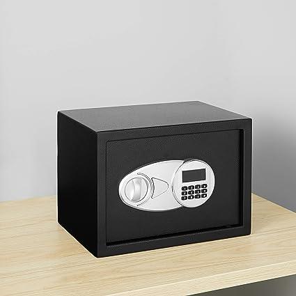 Amazon Basics Tresor 14 L Schwarz Aa Alkalibatterien Leistungsstark 1 5 V 20 Stück Aussehen Kann Variieren Baumarkt