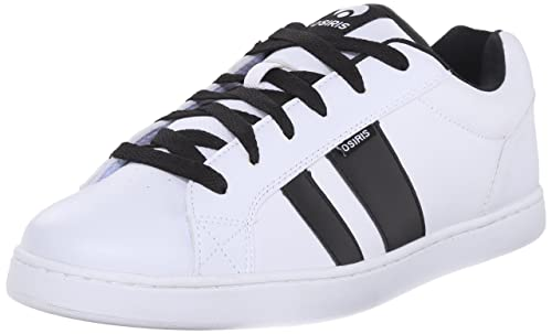 Osiris Men's Loot Skate Shoe, White/White, ...