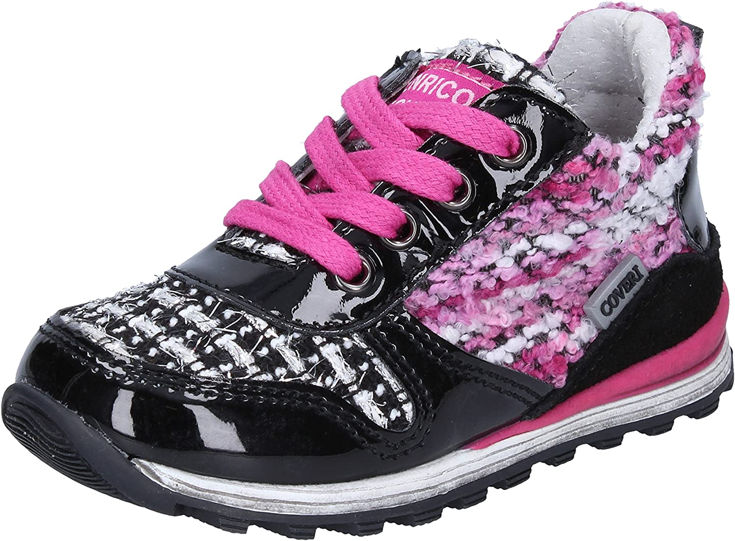 ENRICO COVERI Fashion-Sneakers Baby-Girls Multicoloured