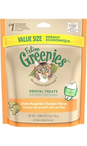 Feline Greenies Dental Cat Treats