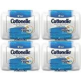 Cottonelle FreshCare Flushable Cleansing Cloths - 42 CT - 4 Pack (168 Count)