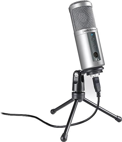 Audio Technica ATR2500 Review – Recording On A Budget