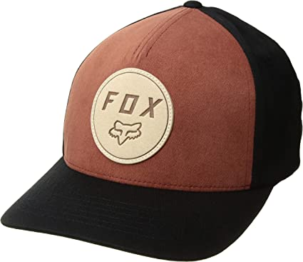 Fox Gorras Resolved Brown/Black Flexfit: Amazon.es: Ropa y accesorios