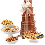 Gift Tower of Sweets from Broadway Basketeers