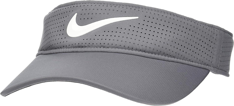 Nike 892740 Gorra de béisbol, Mujer, (Gris 036), One Size (Tamaño ...