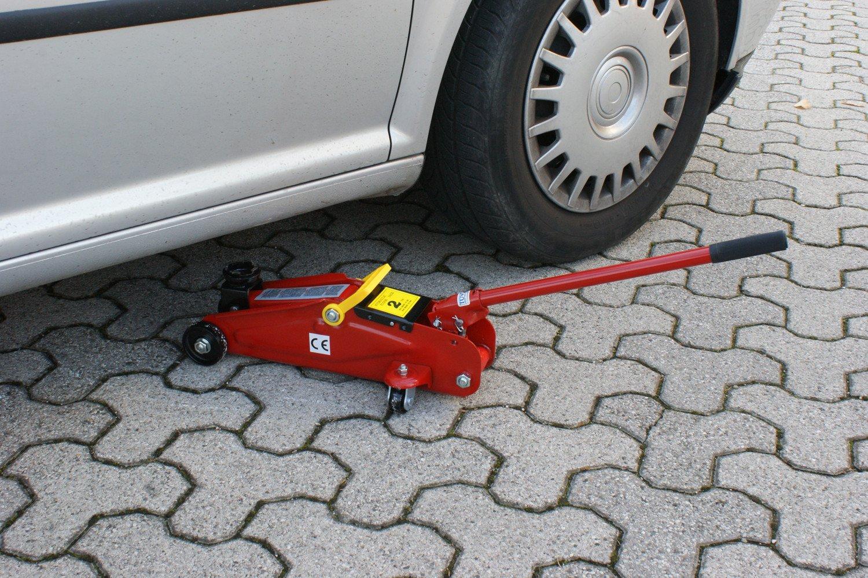 capacit/é de Levage 2 tonnes Cora 000127315 Hydraulique Trolley Jack