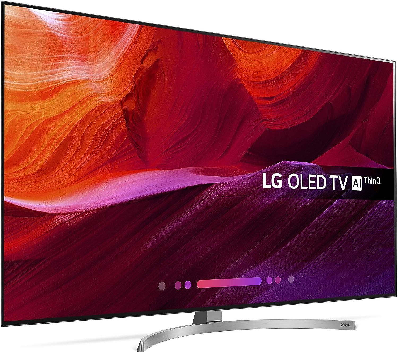 LG - Tv-Oled-13970-Cm-55-Lg-Oled-55B8S-Uhd-4K-Smart-Tv: Amazon.es ...