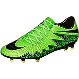 Nike Hypervenom Phinish FG Soccer Cleat (Green Strike, Black) Sz.