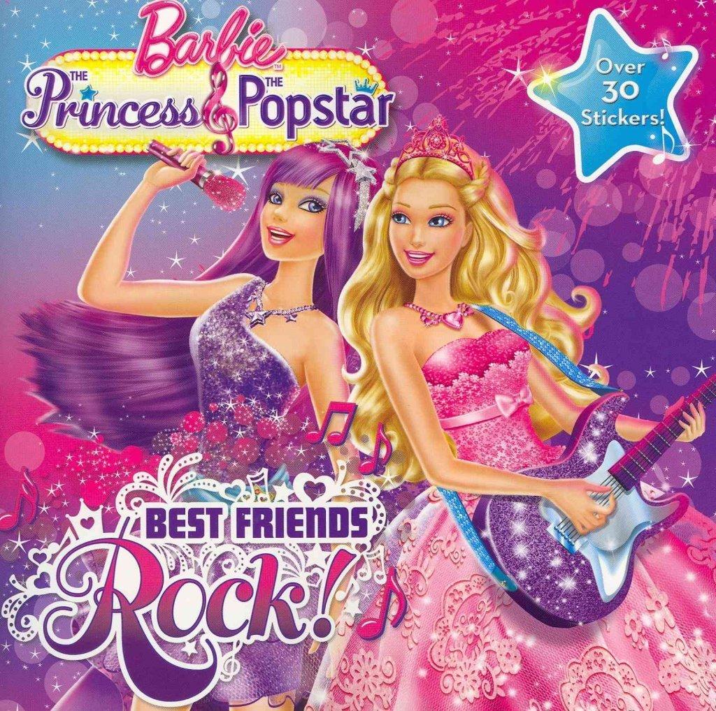 Download [Barbie the Princess & the Popstar: Best Friends Rock!] (By: Ulkutay Design Group) [published: July, 2012] ebook