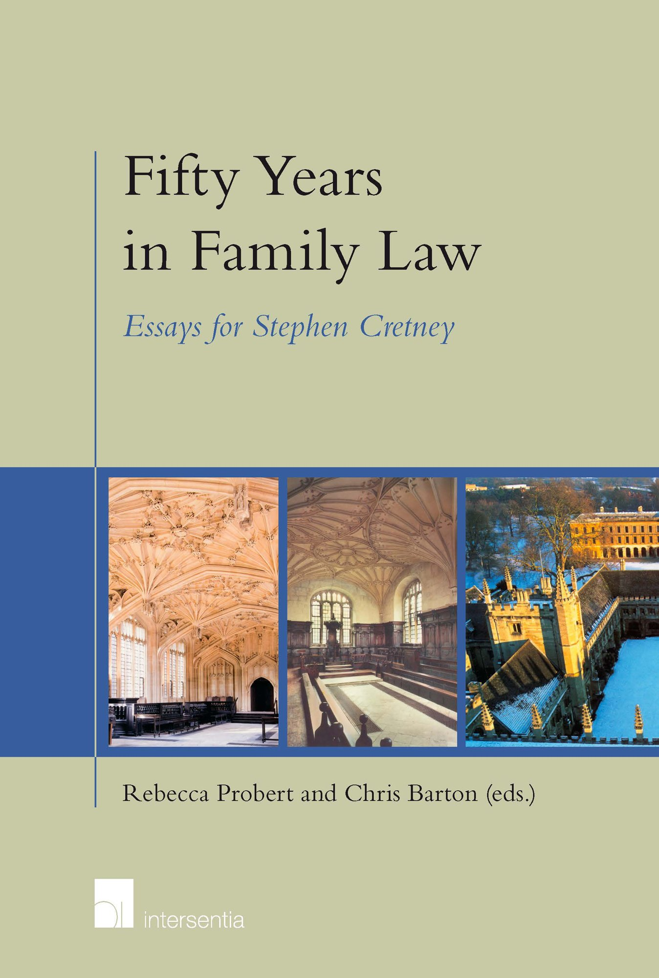 fifty years in family law essays for